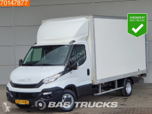 Iveco Daily 35C16 160PK Bakwagen Laadklep Airco Cruise Dubbellucht Koffer LBW A/C Cruise control utilitaire caisse grand volume occasion