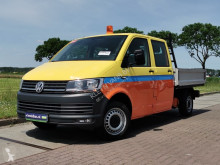 Furgoneta caja abierta Volkswagen Transporter 2.0 TDI pick up dubbel cabin