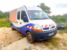 Renault Master 2.5 DCI 120 used cargo van