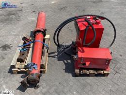 Sistema idraulico Silo, Hydraulic tipper system