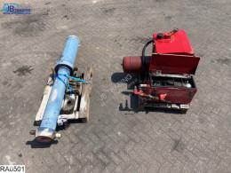 Hydraulic system Silo, Hydraulic tipper system