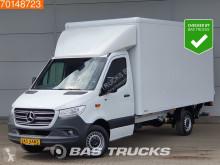 Mercedes Kastenaufbau Nutzfahrzeug für große Volumen Sprinter 316 CDI Bakwagen Laadklep Spoiler Cruise Navi Airco Camera A/C Cruise control