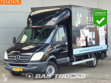 Mercedes Kastenaufbau Nutzfahrzeug für große Volumen Sprinter 316 CDI 160 PK Bakwagen Laadklep Airco Cruise A/C Towbar Cruise control