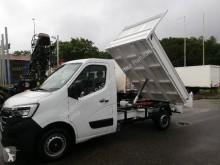 Renault Master 140.35 used standard tipper van