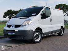 Renault Koffer Trafic 2.0 DCI werkplaatsinrichting