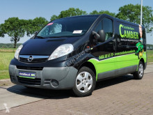 Opel Vivaro 2.0 cdti 114pk l2 airco used cargo van