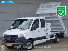 Carrinha comercial basculante Mercedes Sprinter 514 CDI 140PK Kipper 3500kg Trekhaak Airco Tipper Benne A/C Double cabin Towbar