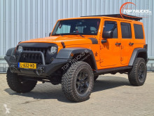 Jeep Wrangler 4x4 - 3.6 - V6 - JK Unlimited - Lang - Trekhaak automobile 4x4 / SUV usata