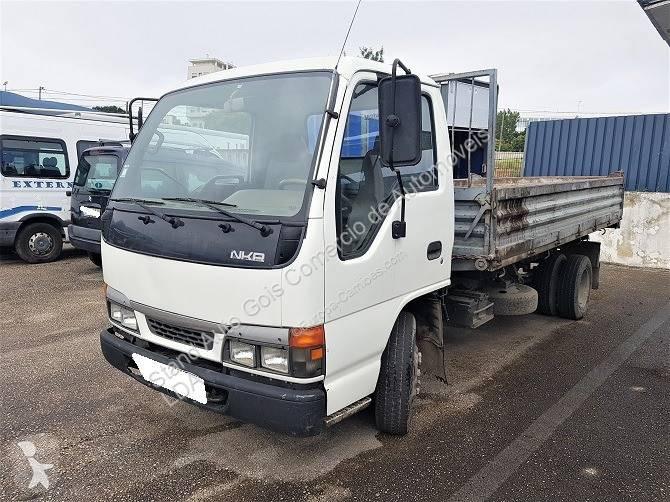 Zobaczyć zdjęcia Pojazd dostawczy Isuzu NKR