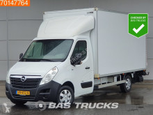 Utilitaire caisse grand volume Opel Movano 125PK Euro6 Laadklep Zijdeur Bakwagen Airco Camera Meubelbak A/C