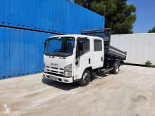 Devirmeli araç üç yönlü damperli kamyon Isuzu NKR