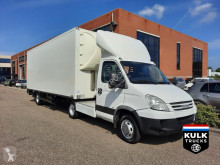 Furgoneta furgoneta caja gran volumen Iveco Daily / 40C18T EURO 4 / BE BLOEMEN / PLANTEN TRAILER / THEO MULDER