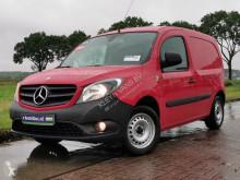 Furgoneta furgoneta furgón Mercedes Citan 112 benzine l1h1 airco