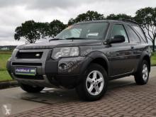 Land Rover Összkerékmeghajtású-/szabadidő-autó személyautó Freelander 2.0 TD4 3