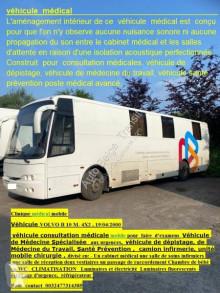 Furgoneta ambulancia Volvo
