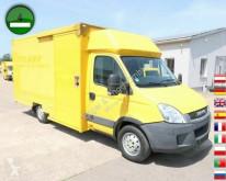 Iveco Daily Daily 35 S11 AUTOMATIK KAMERA Regale klapbar LUF furgoneta furgón usada