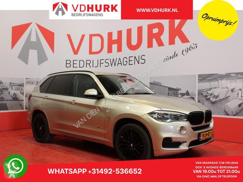 Vedere le foto Veicolo commerciale BMW X5 xDrive Aut. Grijs Kenteken VAN Panorama/Harman/Kardon/ACC/Elek.Stoelen/Park Assist/Leder/Xenon/Elekl.Klep/Navi/Stoelverw./Climat