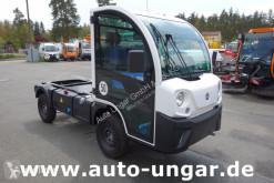 Furgoneta furgoneta chasis cabina Goupil G4 Elektrofahrzeug Fahrgestell 13,8KWH Lithium Picnic °174