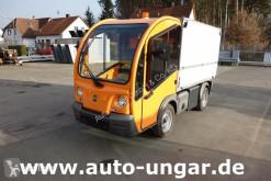 Goupil G3 L Kipper Elektrofahrzeug Zero Emission utilitaire benne occasion
