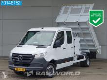 Mercedes Sprinter 514 CDI Kipper 3500kg trekhaak Kieper Airco Cruise Kist A/C Double cabin Towbar utilitaire benne occasion