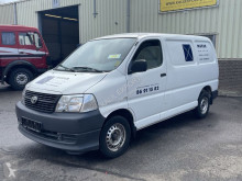Toyota Hiace 2.5 Diesel Engine Good Condition furgone usato