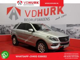 Mercedes Classe M Grijs Kenteken 3.5t Trekverm./Stoelverw./Elek.stoe véhicule de société occasion