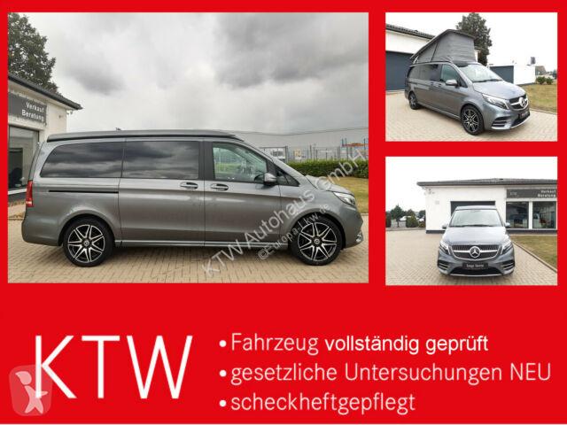 Zobaczyć zdjęcia Pojazd dostawczy Mercedes Marco Polo V 300 Marco Polo Horizon Edition,Allrad,AMG,AHK