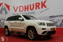Furgoneta vehículo comercial Jeep Grand Cherokee 3.0 V6 CRD Aut. Summit Grijs Kenteken Full Options