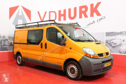 Renault Trafic 1.9 dCi L2H1 DC Dubbel Cabine Startmotor defect fourgon utilitaire occasion