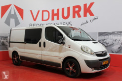 Furgoneta Opel Vivaro 2.0 CDTI L2H1 DC Dubbel Cabine APK 18-5-2022/LMV/Airco/Cruise/PDC furgoneta furgón usada