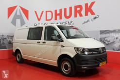 Furgoneta furgoneta furgón Volkswagen Transporter 2.0 TDI L2H1 150 pk DC Dubbel Cabine Trekhaak/Camera/Cruise/PDC/Air