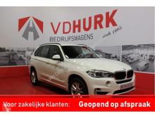 "Véhicule de société BMW X5 xDrive 230 pk Aut. Grijs Kenteken Leder/Xenon/Navi/Climate/Elek. Klep ""VAN"