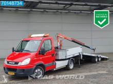 Soccorso stradale Iveco Daily 35C17 12Tons BE Trekker Oplegger Kraan Combinatie Cruise control