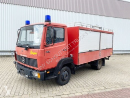 Camion pompiers Mercedes 814 LK F 4x2 LK F 4x2, Ziegler RW1, 6-Zylinder Motor