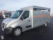 Furgoneta transporte para ganado Nissan NV400