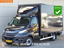 Furgoneta furgoneta caja gran volumen Iveco Daily 35C18 3.0 180PK Automaat Bakwagen Laadklep Zijdeur 21m3 A/C Cruise control