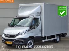 Furgoneta Iveco Daily 35C18 3.0 180PK Automaat Bakwagen Laadklep Zijdeur 21m3 A/C Cruise control furgoneta caja gran volumen usada