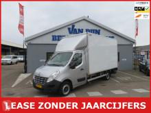 Renault large volume box van Master