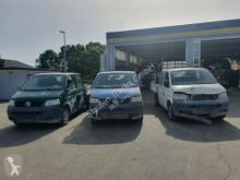 Furgoneta furgoneta caja abierta teleros Volkswagen 3 X T5 DOKA 2x Unfall 1 X Motorsch. !PAKET!!