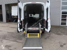 Furgoneta vehículo multiuso Ford Transit 2.0 TDCI Aut. L3H2 Rolstoel lift invalide vervoer Triflex ombouw BPM Vrij, Excl. BTW Combi/Kombi/9 Persoons/9 P