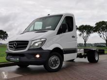 Furgoneta furgoneta chasis cabina Mercedes Sprinter 516 chassis bi-xenon aut