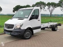 Furgoneta furgoneta chasis cabina Mercedes Sprinter 516 new open box
