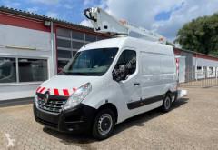 Utilitaire nacelle articulée télescopique Renault Master Renault Master 125 DCI Hubarbeitsbühne Comilev EN-100-TF1
