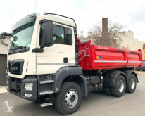 Camion MAN TGS 26.470 TGS, 6x4, Bordmatik, Meiller, Schalter tri-benne occasion