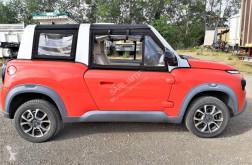 Furgoneta coche descapotable Citroën Mehari SOFT TOP