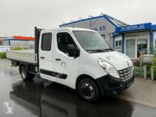Furgoneta furgoneta caja abierta teleros Renault Master Master 2,3 L Pritsche Doka Doppelbereifung