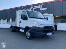 Furgoneta furgoneta caja abierta Iveco Daily CCB 35C15 EMPATTEMENT 4100 BV6 PLATEAU