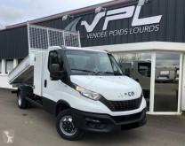Furgoneta furgoneta chasis cabina Iveco Daily CCB 35C16 EMPATTEMENT 3750 BENNE COFFRE
