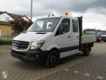 Furgoneta furgoneta caja abierta teleros Mercedes Sprinter 316 CDI Pritsche Doppelkabine