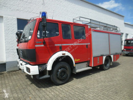 Ambulance Mercedes SK 1222 AF 4x4 SK 1222 AF 4x4 Doka, LF16/12 NSW
